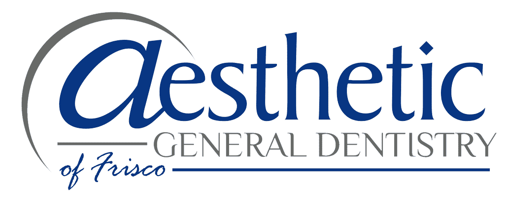 aesthetic general dentistry of frisco logo